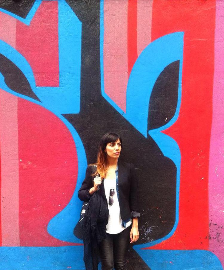 Paula Del Mas Graphic Designer Florence